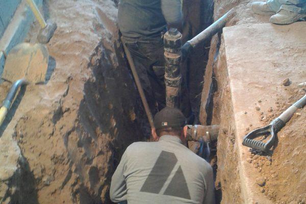 Sewer Line Replacement Gilbert, Arizona