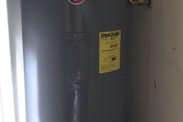 50 Gallon Water Heater Installation Phoenix, Arizona
