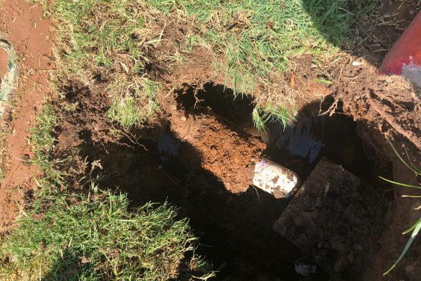 Water Main Repair in Chandler, Arizona