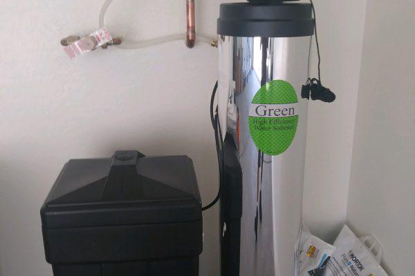 Water Softener Install in Chandler, Arizona