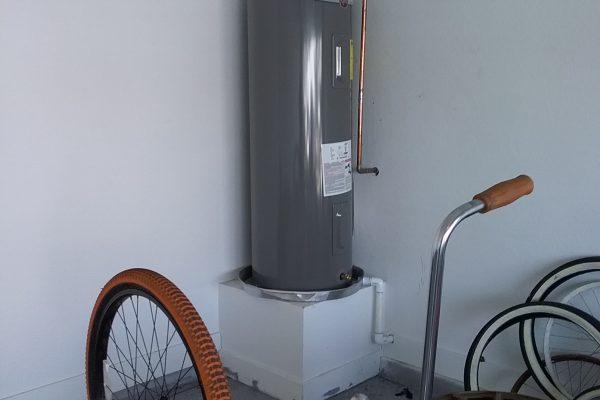 50 Gallon Water Heater Installation in Phoenix, Arizona