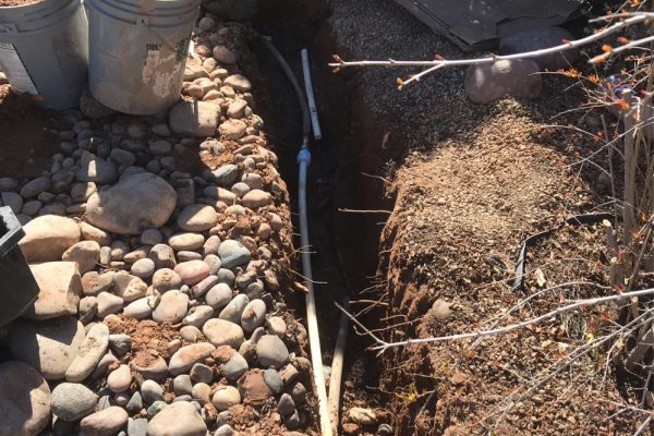 Water Main Line Repair in Chandler, Arizona