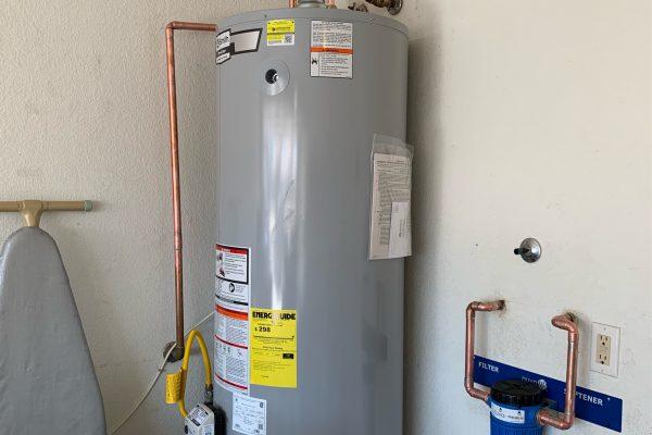 Water Heater and Softener Installation in Mesa, Arizona