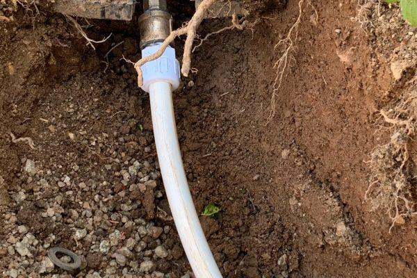 Water Main Replacement in Scottsdale, Arizona