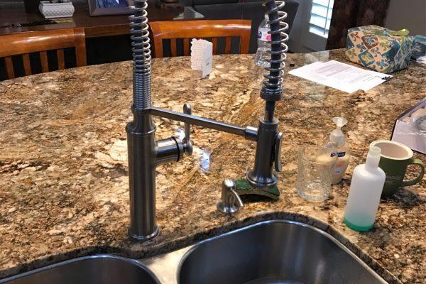 Kitchen Faucet Installation Chandler, Arizona