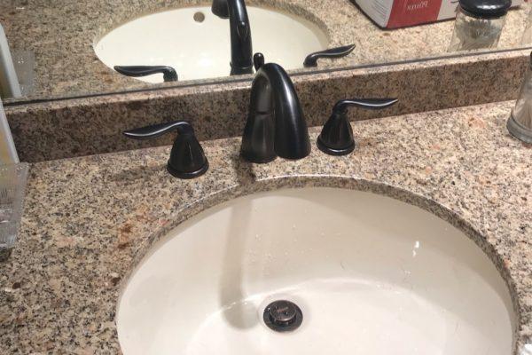 Bathroom Sink Installation in Mesa, Arizona