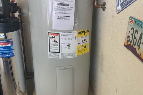 Water Heater Installation in Scottsdale Arizona