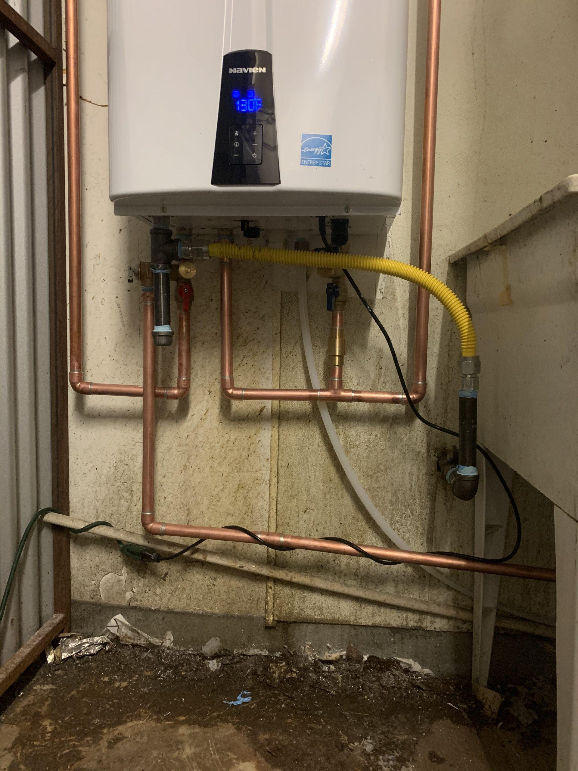Tankless Water Heater Installation in Phoenix, AZ