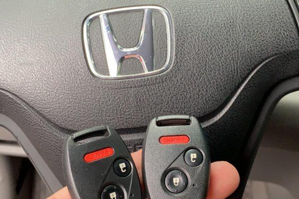 Honda Key Replacement Dallas, Texas