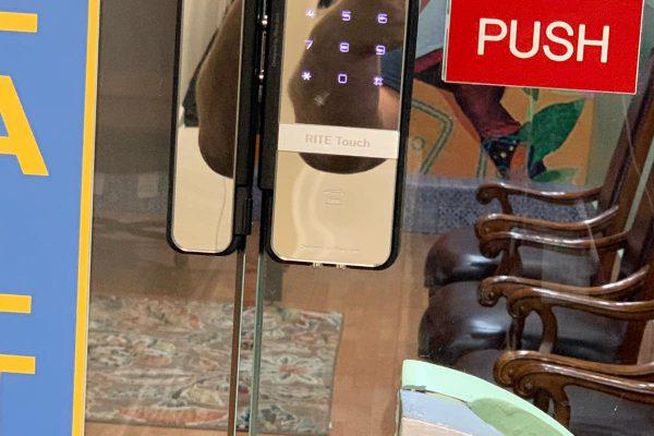 Commercial Keypad Installation in Dallas, Texas