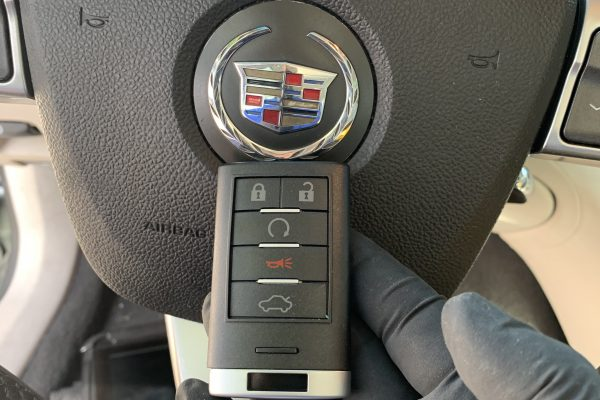 Cadillac CTS Key Fob Replacement