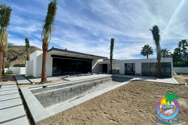 Custom Pool Construction Palm Springs, Ca
