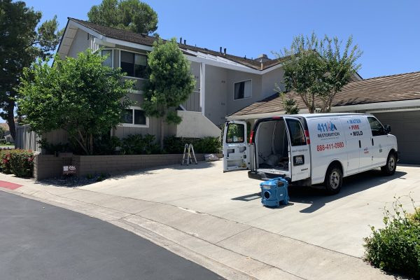 Irvine Mold Remediation/Removal Company