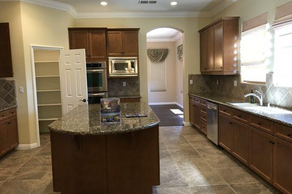 Kitchen Water Damage Restoration Riverside CA