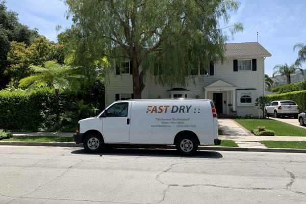 Pasadena Water Damage Restoration