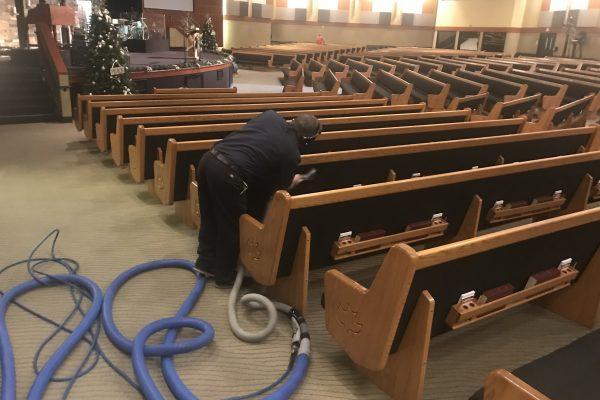 Church Cleaning Menifee, California