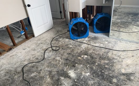 San Diego, Water Damage Repair