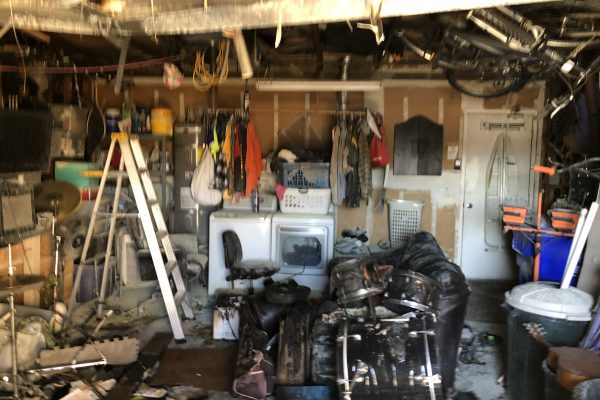 San Carlos, San Diego, Fire Damage Restoration