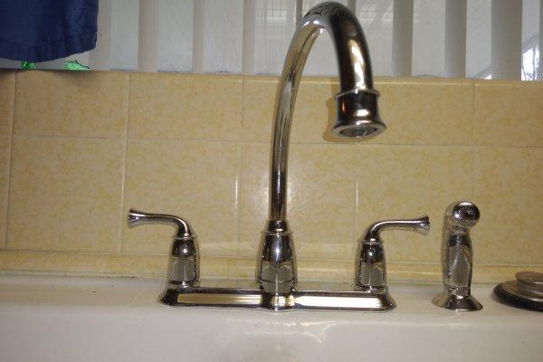 Kitchen Faucet Replacement Lake Elsinore, California