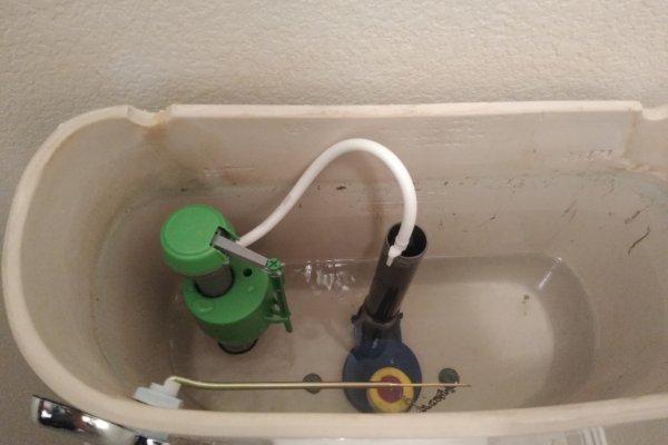 Toilet Tank Rebuild in Temecula, CA