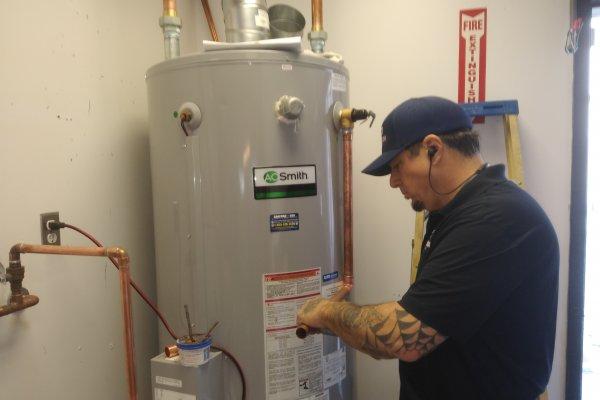 Commercial Water Heater Installation San Jacinto, California