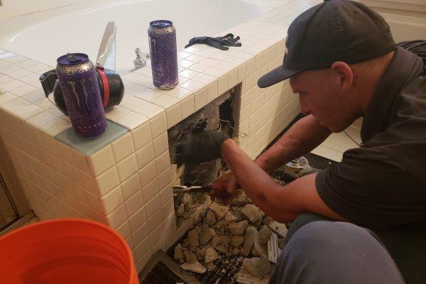 Roman Tub Faucet Replacement Menifee, California