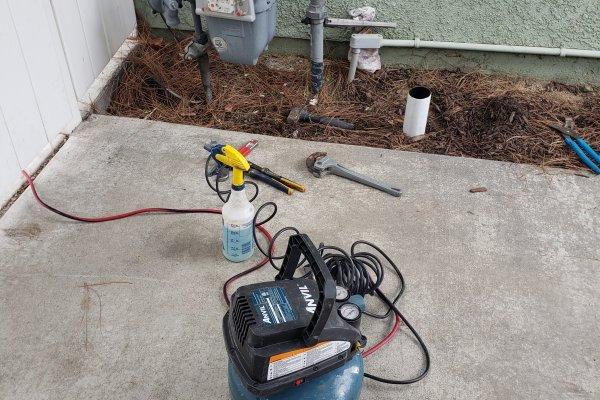 Gas Leak Repair in Lake Elsinore, California
