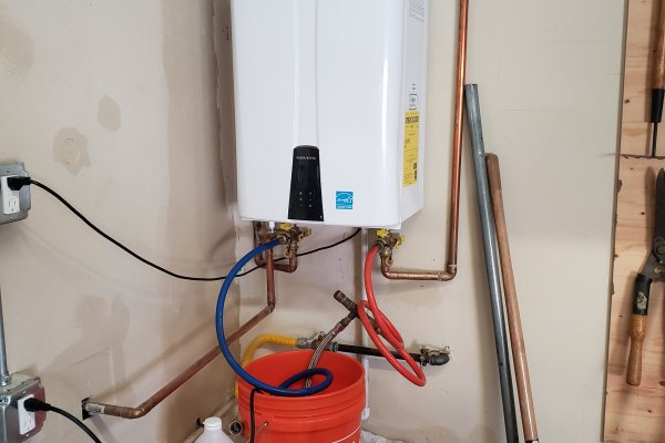 Tankless Water Heater Flush in Wildomar, CA