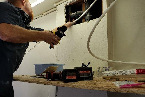 Slab Leak Repair Corona, California