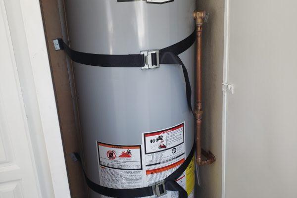50 Gallon Water Heater Installation in  Fallbrook, CA