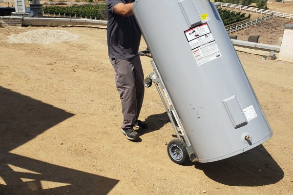 Install Electric AO Smith Water Heater in Winchester Ca