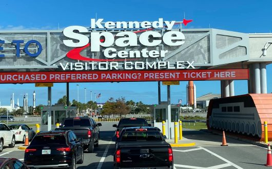 Dallas Charter Bus Transportation to Kennedy Space Center NASA SPACEX!