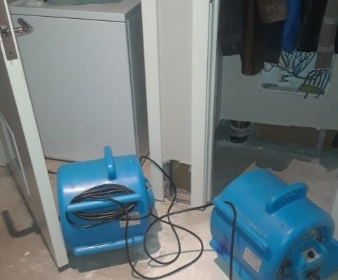Water Damage Dry Out Irvine, California