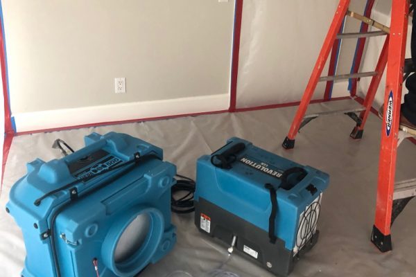 Water Damage in Mission Viejo, CA