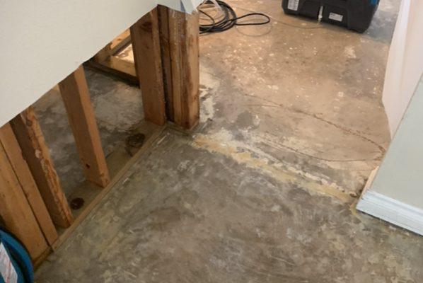 Water Damage Restoration in Los Alamitos, California