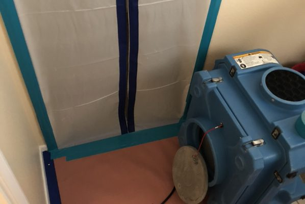 Water Heater Water Damage in Irvine, CA