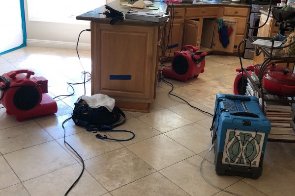 After Hours Water Damage in Laguna Hills, CA