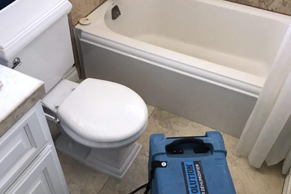Leak Detection and Water Damage Repair in Aliso Viejo, CA