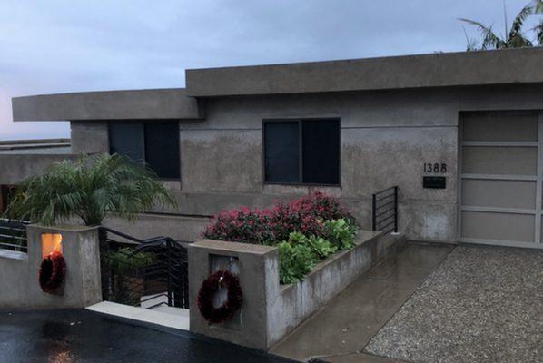 Roof Leak Water Damage in Laguna Beach, CA