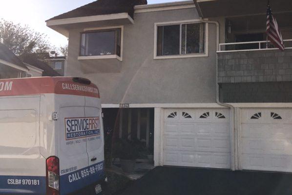 Mold Removal in Laguna Hills, California