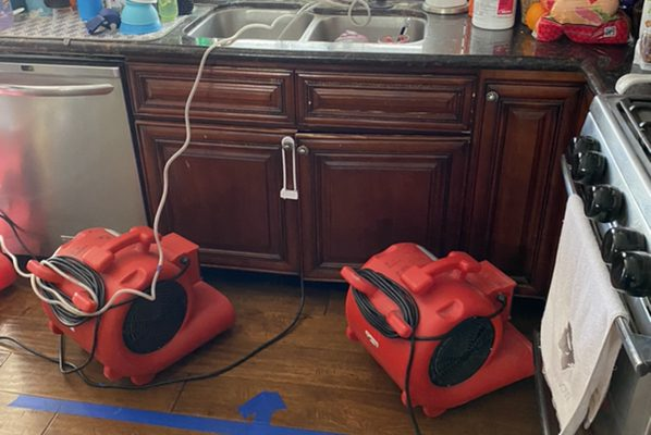 Water Damage Dry Out in Orange, CA