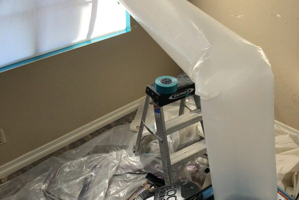 Water Damage in Lake Forest, CA