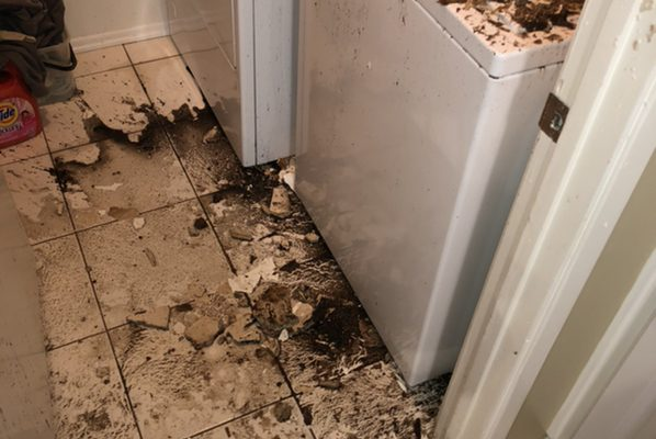 Category 3 Water Damage in Irvine, CA