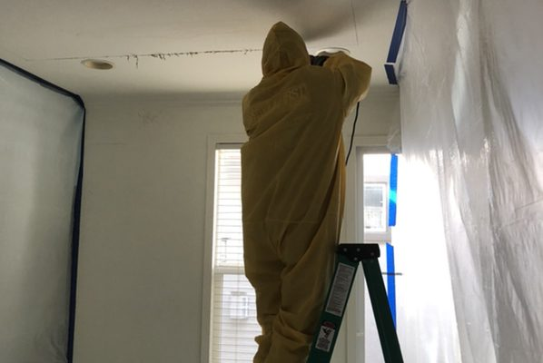 Residential Water Damage Removal and Restoration