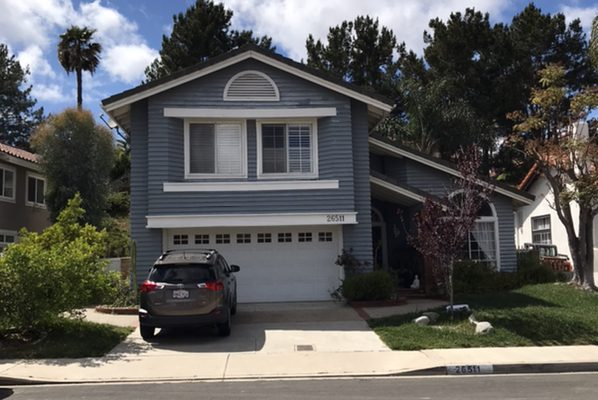 Mission Viejo Residential Water Damage
