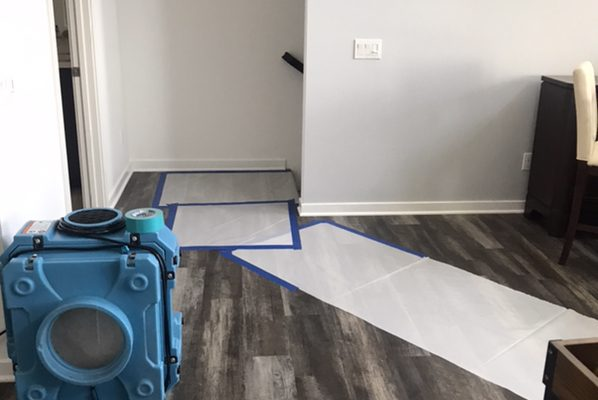Water Damage in Ladera Ranch, CA