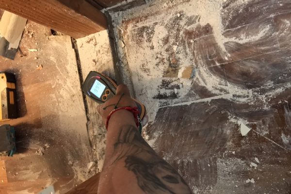 Water Damage Dry Out and Repair in Irvine, CA