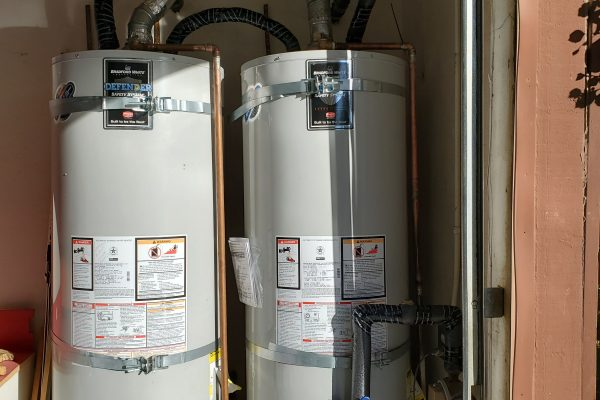 Water Heater Installed in Lancaster, California
