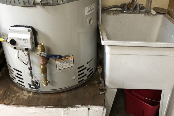 50 Gallon Water Heater Installed in Lancaster, CA