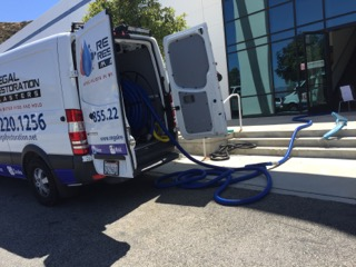 Property Management Water Damage Valencia, California
